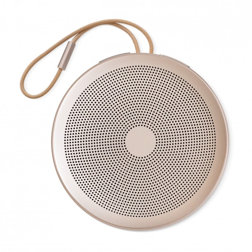 Air Beats - The Portable Speaker rose gold