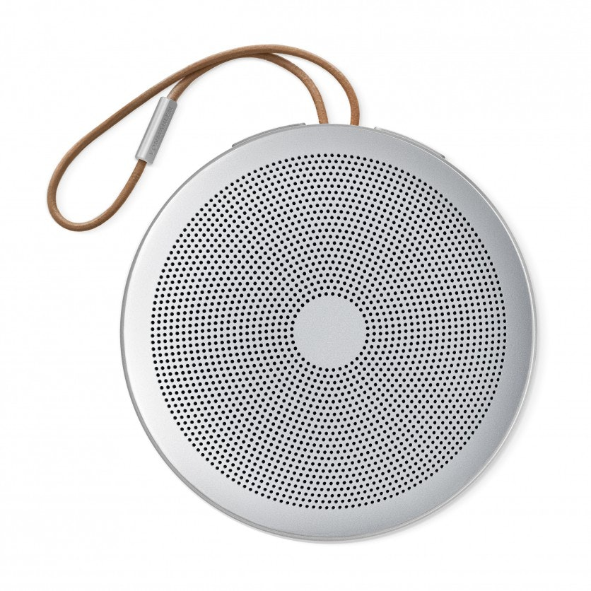 Air Beats - The Portable Speaker silver