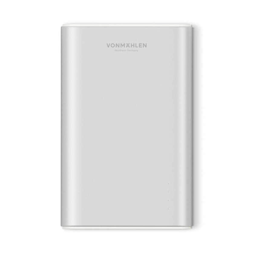 Evergreen - The Powerbank silver