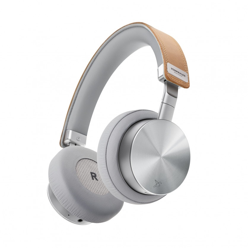 Wireless Concert One - The Bluetooth Headphones silver